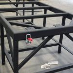Heavy Duty Steel Work Table