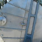 8125 Gallon Mixing Tank