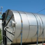 Mixing Stainless Steel Tanks