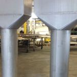 Discharge Chutes-Stainless Steel