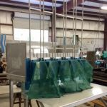Wastewater Bag Filter Assembly